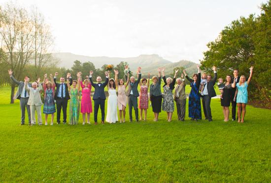colourful farm wedding0023 Cyn & Daves Bright Farm Wedding