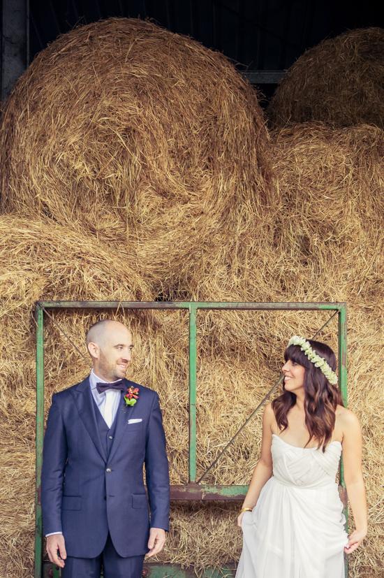 colourful farm wedding0025 Cyn & Daves Bright Farm Wedding