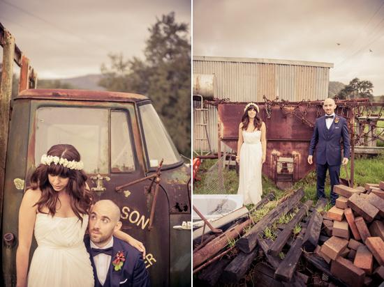 colourful farm wedding0033 Cyn & Daves Bright Farm Wedding