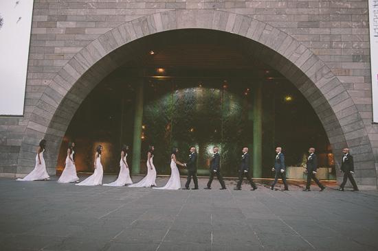 glam rooftop wedding0049