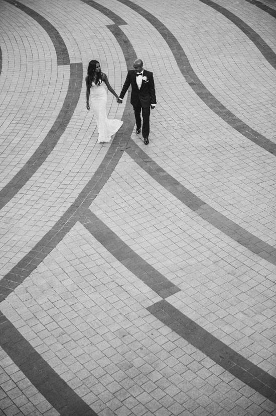 glam rooftop wedding0051