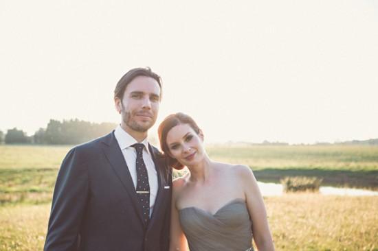 gray wedding dress2448