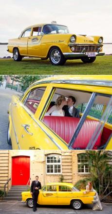 holden wedding cars
