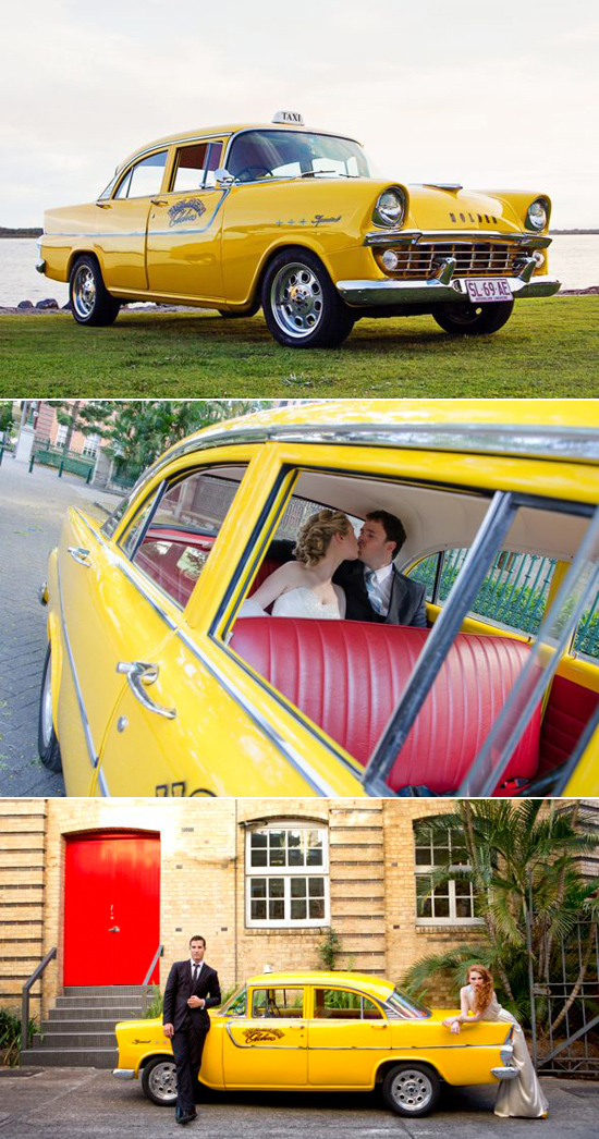 holden wedding cars Vendor of the Week Holden Oldies Limo Services