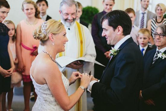 modern classic wedding0032 Marayka and James Modern Classic Wedding