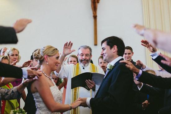 modern classic wedding0035 Marayka and James Modern Classic Wedding