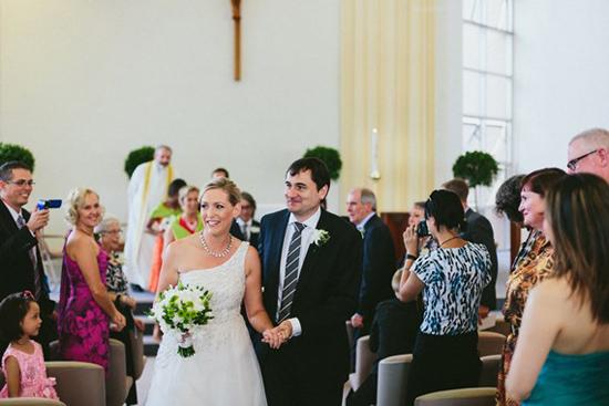 modern classic wedding0037 Marayka and James Modern Classic Wedding