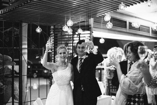 modern classic wedding0073 Marayka and James Modern Classic Wedding