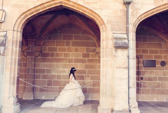 modern fairytale wedding0010 Ivon and Jeffreys Modern Fairytale Wedding