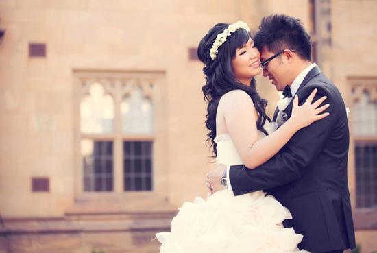 modern fairytale wedding0019 Ivon and Jeffreys Modern Fairytale Wedding