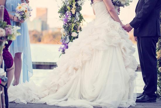modern fairytale wedding0031 Ivon and Jeffreys Modern Fairytale Wedding