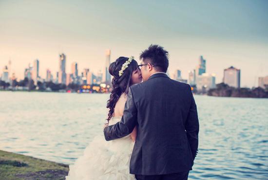 modern fairytale wedding0041 Ivon and Jeffreys Modern Fairytale Wedding