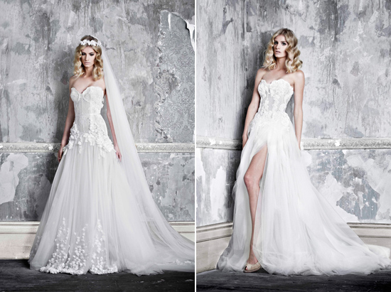 pallas couture wedding gowns0004 Pallas Couture La Promesse Wedding Gowns Part 2
