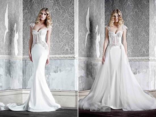 pallas couture wedding gowns0007 Pallas Couture La Promesse Wedding Gowns Part 2