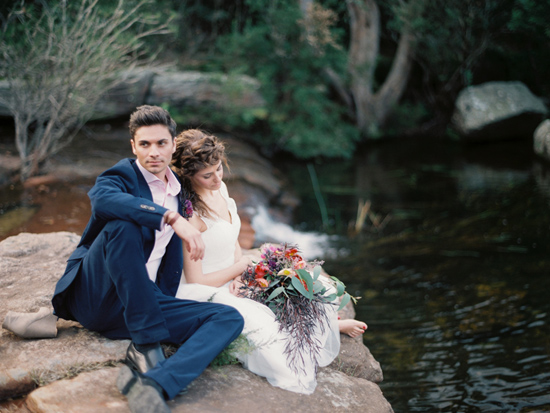 relaxed outdoor wedding0007