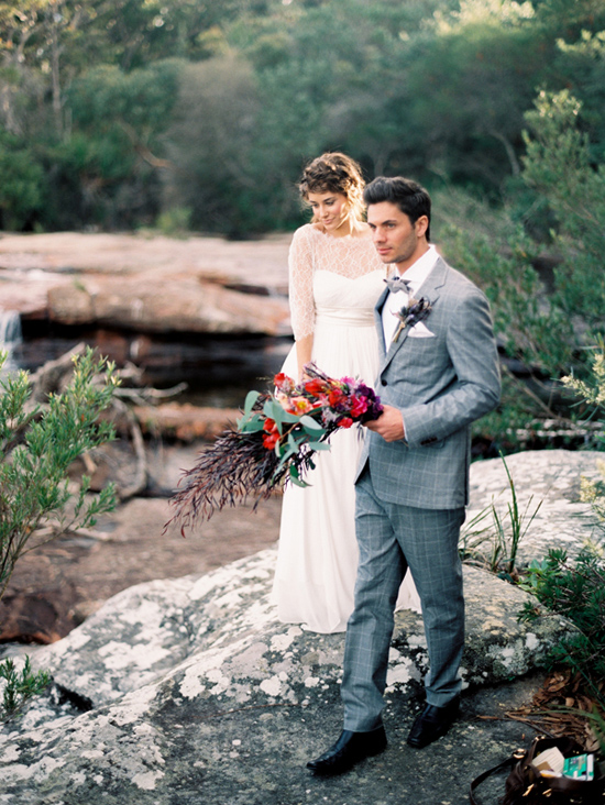 relaxed outdoor wedding0017