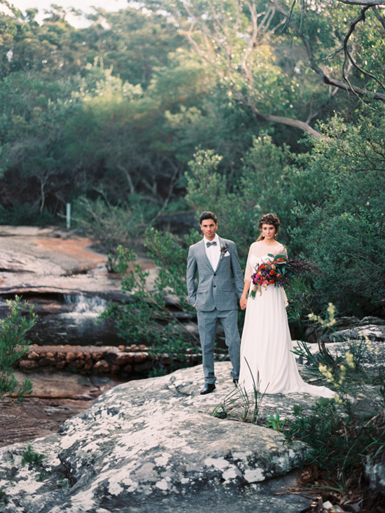 relaxed outdoor wedding0032
