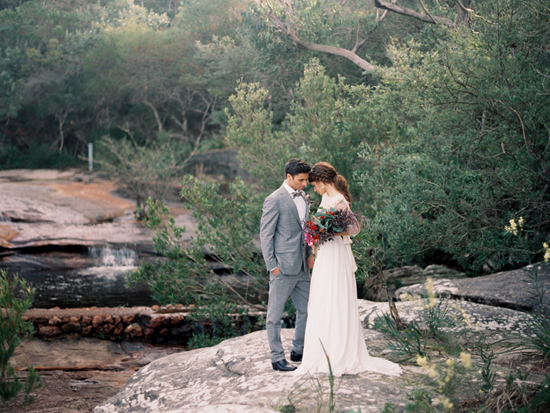 relaxed outdoor wedding0033