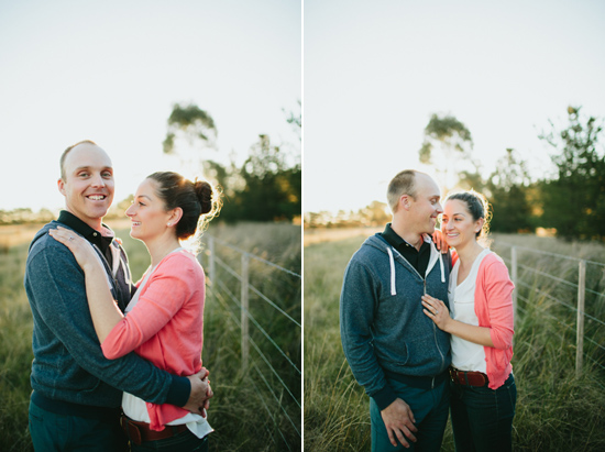 relaxed sunset engagement0016