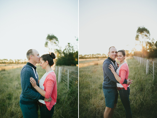 relaxed sunset engagement0019