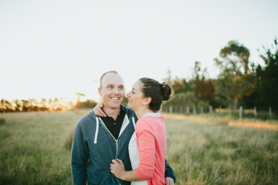 relaxed sunset engagement0026