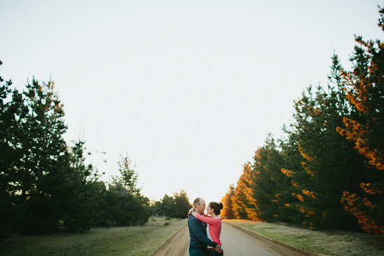 relaxed sunset engagement0027