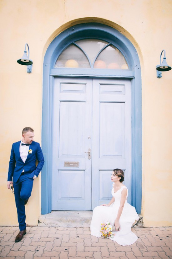 vintage wedding2314 550x825 Bonnie and Lukes Vintage Wedding In Fremantle