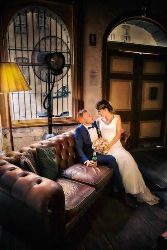 vintage wedding2315 550x825 Bonnie and Lukes Vintage Wedding In Fremantle