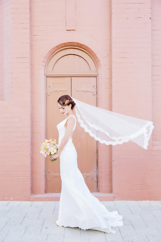 vintage wedding2333 550x825 Bonnie and Lukes Vintage Wedding In Fremantle