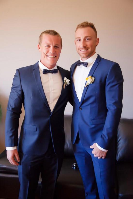 vintage wedding2342 550x825 Bonnie and Lukes Vintage Wedding In Fremantle