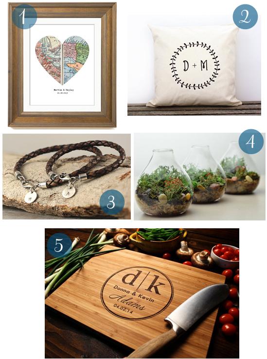 Anniversary Gift Guide The Best Of Polka Dot Groom 2014