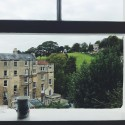 Bath Honeymoon - The view from a bedroom window