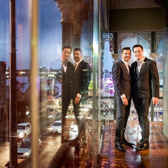 Cloudland Same Sex Wedding with Brisbane Celebrant Jamie Eastgate