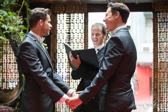 Gay Wedding at Cloudland5