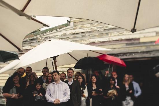 MK1 43 550x366 A Rainy Wedding Day