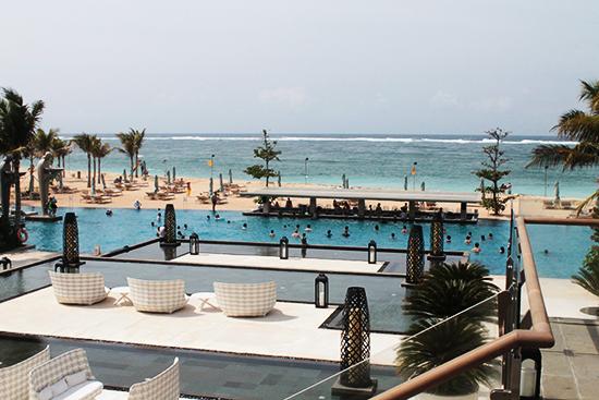 The Mulia Resort Bali2198 The Best Of Polka Dot Honeymoons 2014
