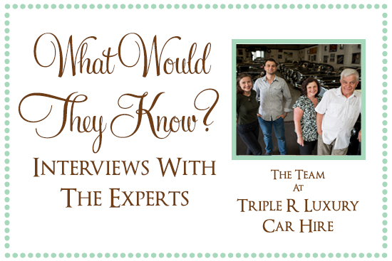 Triple R Luxury Car Hire What Would They Know? The Team at Triple R Luxury Car Hire