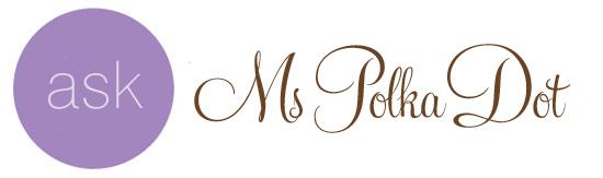 ask ms polka dot1 Polka Dot Weddings Top Posts of 2014