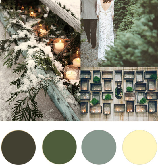 green and gold christmas colour palette Christmas Colour Palette Green & Glimmer Gold
