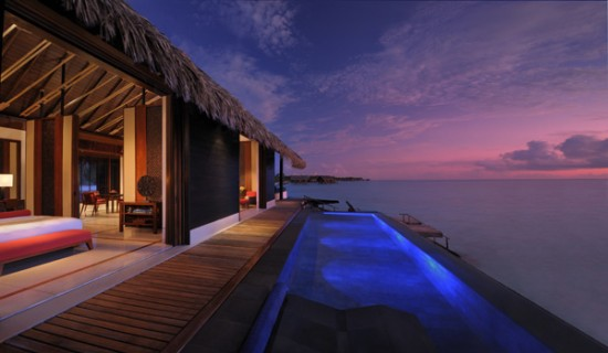 image 1 550x320 Honeymoon In The Maldives At The One&Only Reethi Rah Resort