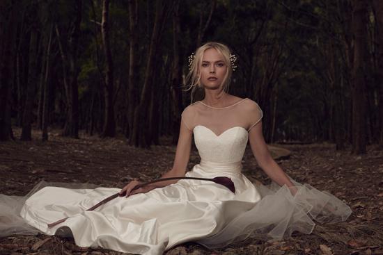 jennifer regan wilderbloom0002 Jennifer Regan Wilderbloom Bridal Gown Collection