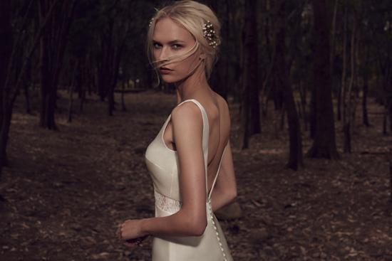 jennifer regan wilderbloom0003 Jennifer Regan Wilderbloom Bridal Gown Collection