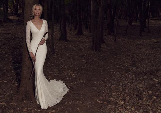 jennifer regan wilderbloom0004 Jennifer Regan Wilderbloom Bridal Gown Collection