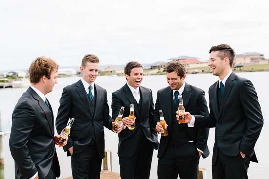 modern rustic wedding0006