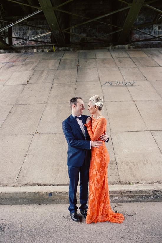 modern st kilda wedding004 The Best Of Polka Dot Groom 2014