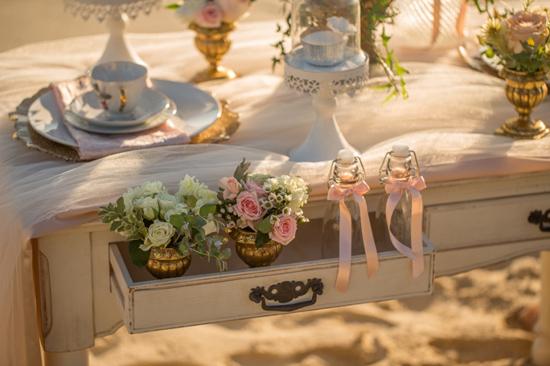 mother daughter beach wedding shoot0005 Mother Daughter Beach Wedding Ideas