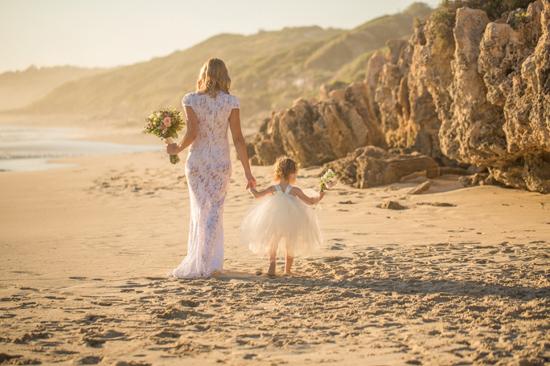 mother daughter beach wedding shoot0009 Mother Daughter Beach Wedding Ideas