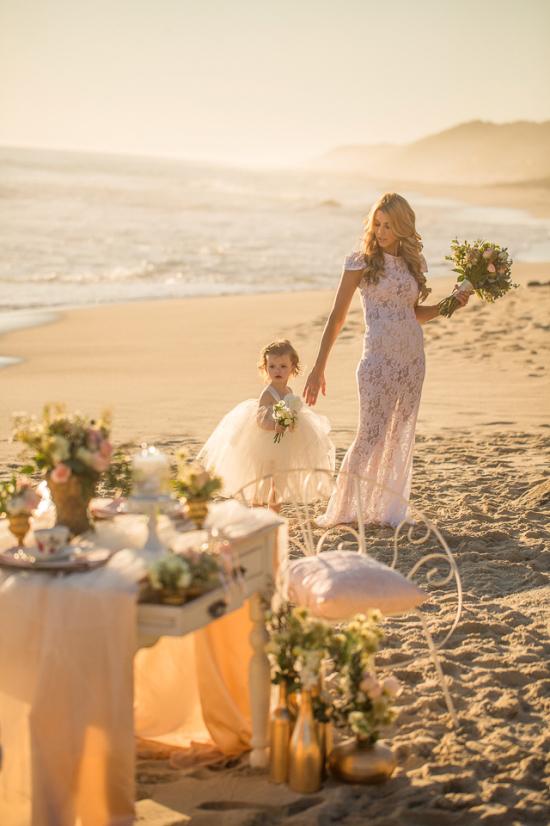 mother daughter beach wedding shoot0013 Mother Daughter Beach Wedding Ideas
