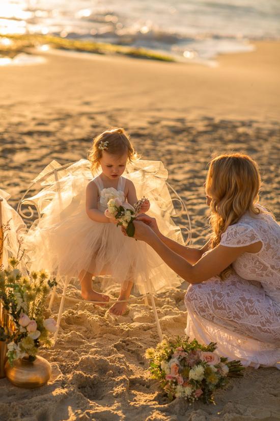 mother daughter beach wedding shoot0020 Mother Daughter Beach Wedding Ideas