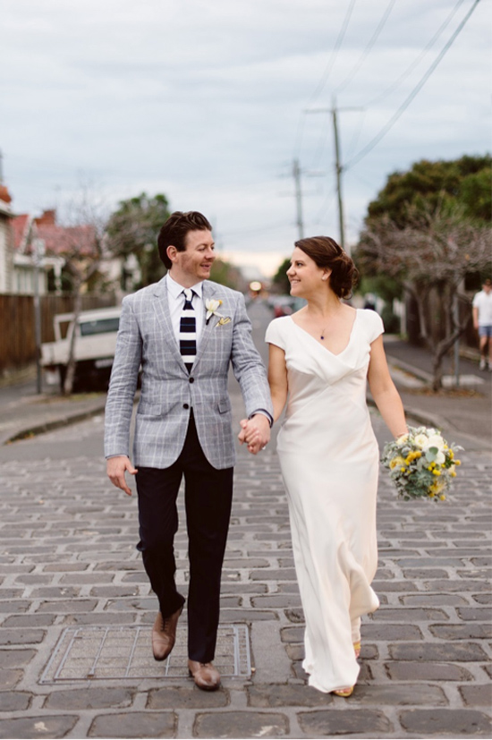 richmond wedding 01 The Best Of Polka Dot Groom 2014